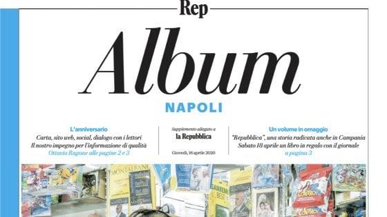 I 30 anni di Repubblica Napoli
