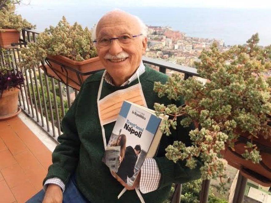 Scienziati, medici e manager con il libro per i 30 anni di Repubblica Napoli: inviate le vostre foto