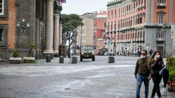 Coronavirus, a Napoli zero nuovi contagi e zero decessi in 24 ore