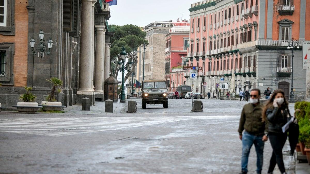 Cucine Usate Campania Napoli coronavirus, a napoli zero nuovi contagi e zero decessi in