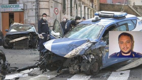 """Napoli, poliziotto morto per sventare furto in banca: aveva 37 anni. Mattarella: """"Profonda tristezza"""""""