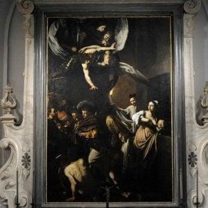 Napoli, musei, Caravaggio si ammira gratis