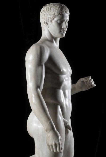 Napoli, il Museo archeologico nazionale unica tappa italiana del tour digitale di Vivienne Westwood