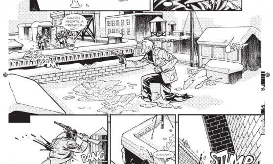 Vulcanici Fumetti: lo Sconosciuto, il ritorno dell'antieroe che ci mostrò il lato oscuro dell'avventura