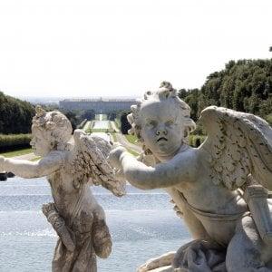 Il Parco Reale della Reggia di Caserta riapre il 2 giugno