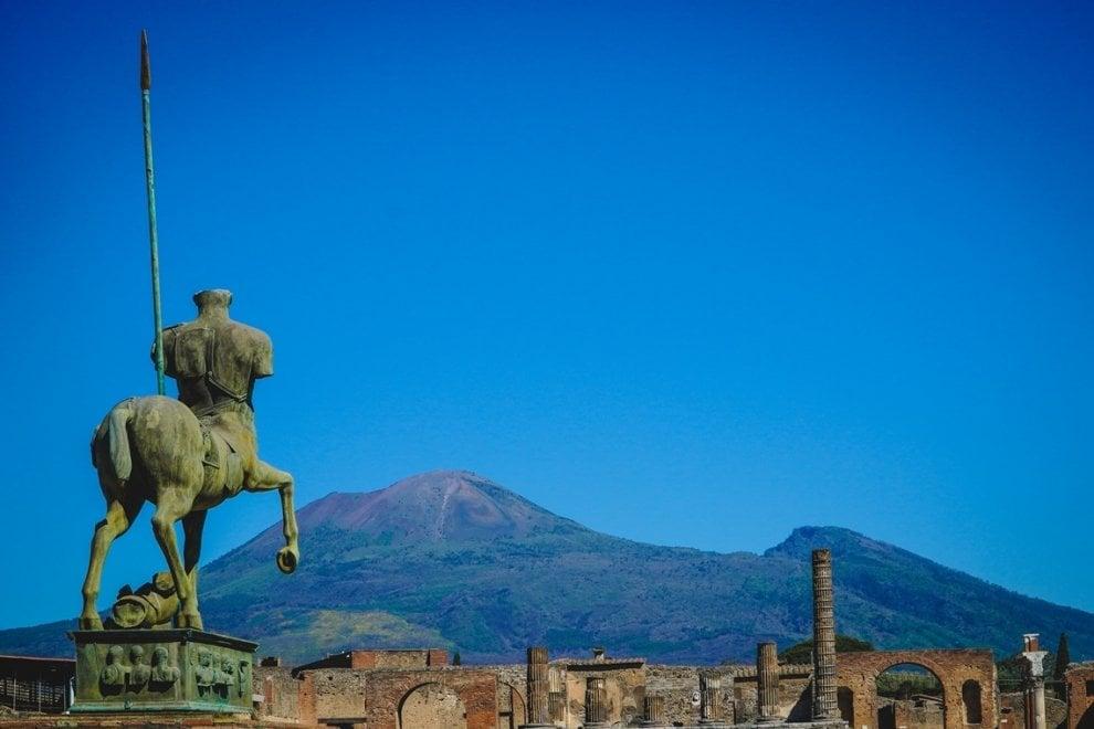 Pompei riapre, al via le passeggiate nel sito