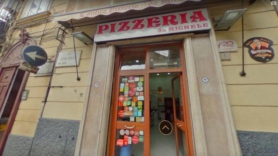 Napoli, l'antica pizzeria da Michele festeggia 150 anni con una mostra virtuale