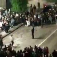 Movida, ad Avellino cori anti-De Luca: e il sindaco Festa