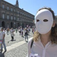 """Scuola: la protesta dei prof assunti concorso 2016, ora licenziati: """"Come fantasmi"""""""