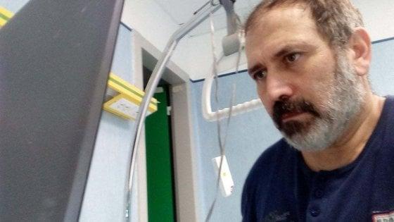 Iacono, il professore di Ischia che ha continuato a far lezione dell'ospedale diventa Cavaliere della Repubblica