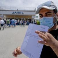Jabil: torna la tensione, per Rsu discriminazioni nei turni