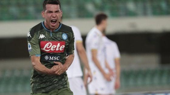 Napoli, in Messico è scoppiata la Lozano mania dopo il gol al Verona