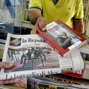 """Proposte per Napoli dal libro di """"Repubblica"""" sul Covid"""