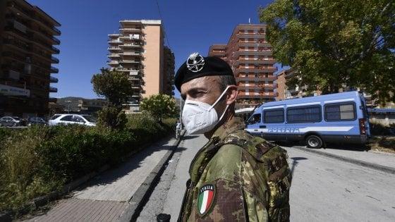 Focolaio Mondragone: spiagge vuote, rabbia tra i residenti