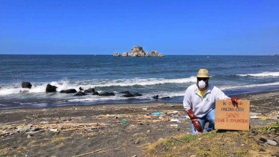 Mare e coste, Campania maglia nera: 13 reati al giorno