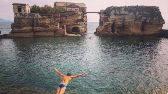 Gaiola, riapre il Parco Sommerso e l'accesso alla spiaggia libera