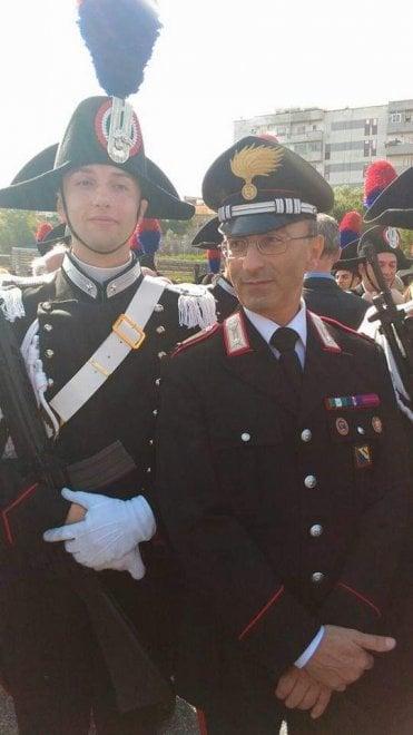 Napoli, onorificenza per il maresciallo Mazzagatti
