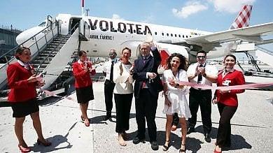 Capodichino, la compagnia Volotea apre una base a Napoli