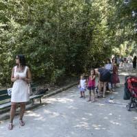 Villa Floridiana, si entra di nuovo da via Cimarosa