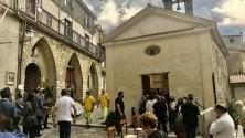 Riaperta l'antica cappella  di Santa Rosalia