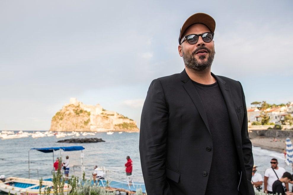 """Marco D'Amore all'Ischia Film Festival: """"In autunno torniamo a girare Gomorra"""""""