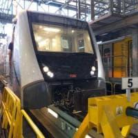 Linea 1, partiti i test con i tecnici spagnoli per i nuovi treni