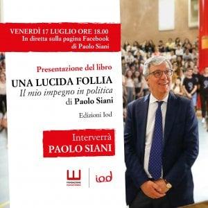 Paolo Siani, una lucida follia