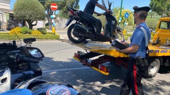 Napoli, guerra a pirati della strada: in 4mila senza patente o assicurazione