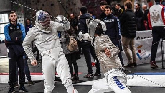 Scherma, gli atleti del Club Scherma Napoli tra i migliori 20 d'Italia