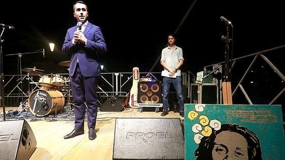 """Napoli, Di Maio e Fico: """"Vogliamo la verità sulla morte di Mario Paciolla"""""""