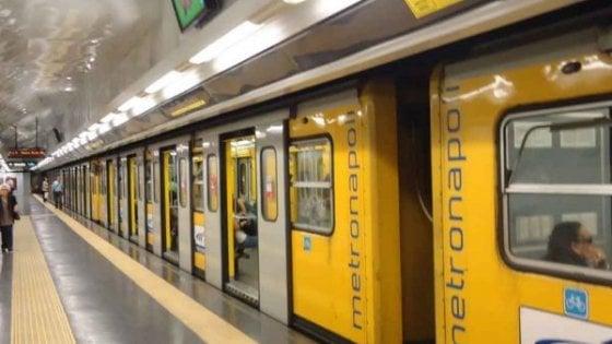 Napoli, linea 1 della metro a mezzo servizio (Dante-Piscinola): 4 macchinisti ammalati