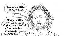 L'umanità    e la tragedia nel fumetto    di Gianluca Costantini