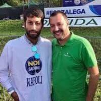 Biagio Sequino candidato della Lega alle Regionali in Campania