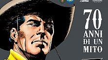 """La mostra """"Tex, 70 anni di un mito"""""""