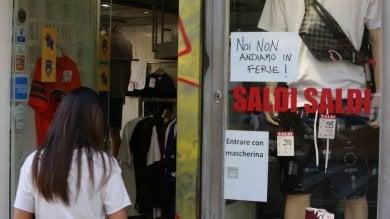 Covid, l'estate amara del commercio:  il 40% dei negozi rinuncia alle ferie
