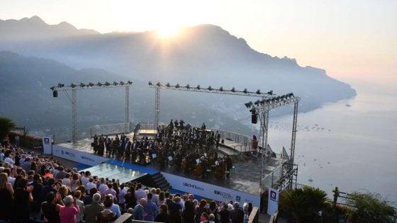 Il concerto all'alba di Ravello quest'anno parla spagnolo