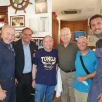 Napoli, Heinz Beck, il tre stelle Michelin più famoso al mondo, da Mimì