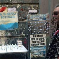 """Aria di Napoli in bottiglia: ai Decumani il """"vaccino Coronavirus"""""""