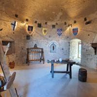 Lettere: nel castello apre un nuovo percorso museale