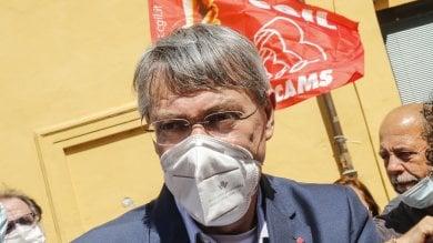 """Landini: """"Il governo ci sostenga, nessuna fabbrica chiuda""""    E ai lavoratori Whirlpool: """"Non siete soli"""""""
