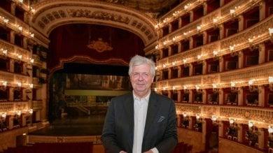 """Teatro San Carlo, Lissner:""""Inauguriamo a dicembre,  ma abbiamo pronto un piano B"""""""
