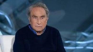 """Emilio Fede: """"Vivrò a Napoli, voglio insegnare il bene a giovani"""""""