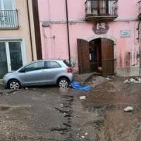 Maltempo 250 gli sfollati a Sarno. Chiesto lo stato di calamità