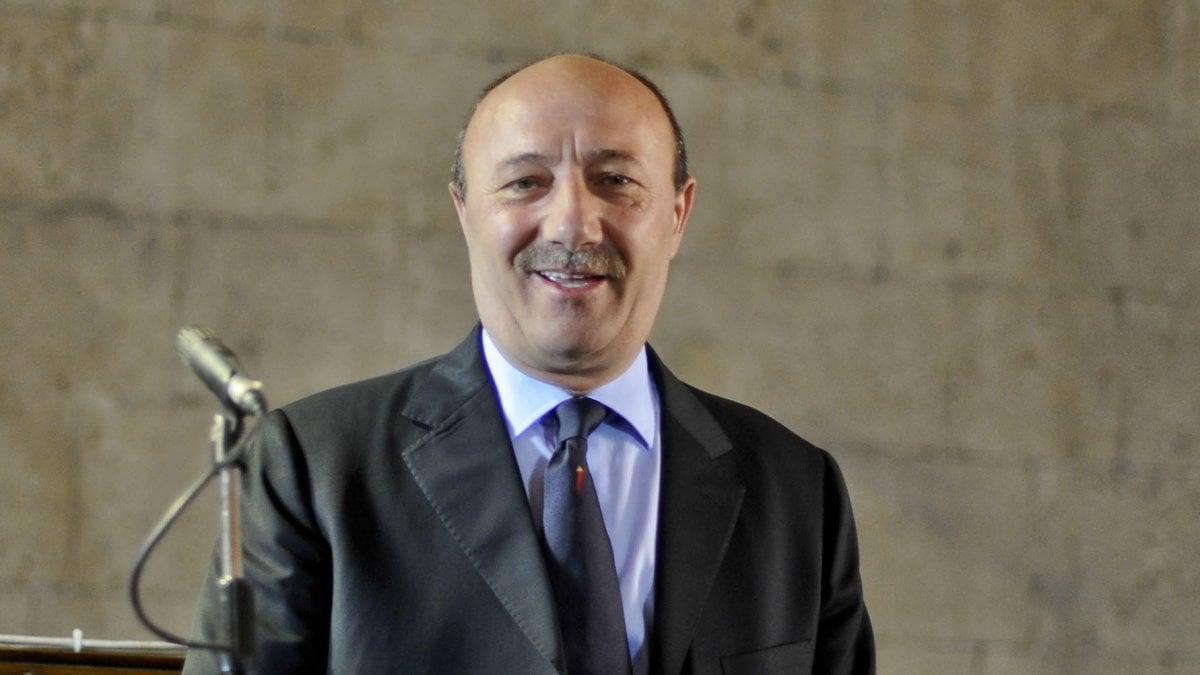 Covid, il presidente della Camera di commercio al Cotugno - la Repubblica