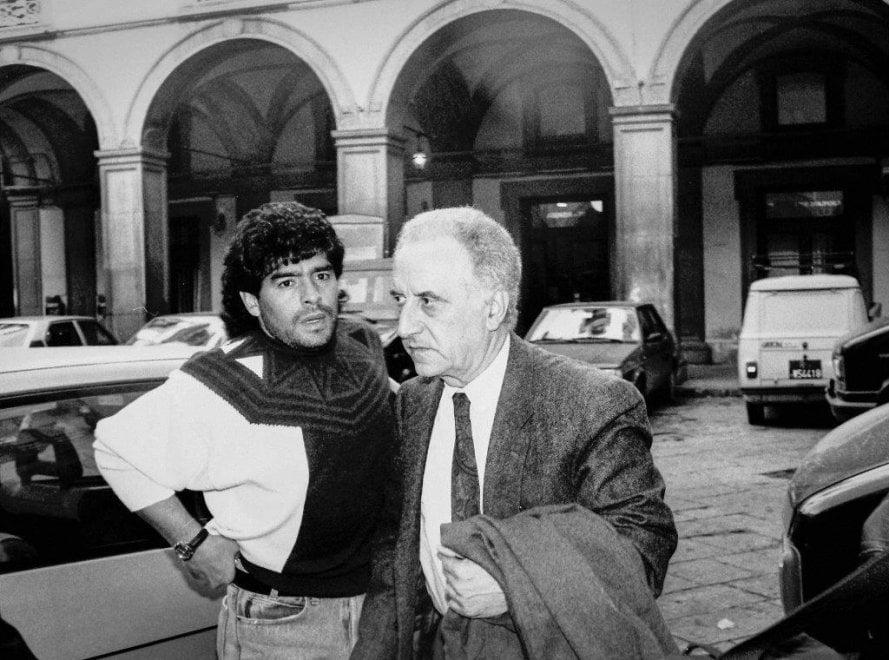Maradona in Tribunale, le sue partite più difficili