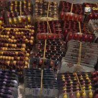 Napoli, sequestrate a Capodichino 3700 compresse di farmaci illegali