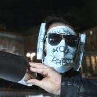 A Napoli manifestazione contro il Dpcm e la regione: in strada imprenditori e lavoratori...