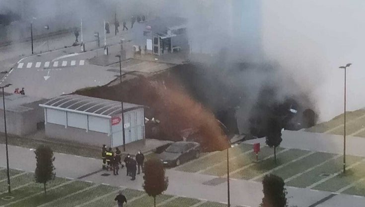 """Ospedale del Mare, Cantalamessa polemico: """"Solo ora iniziano i lavori?"""""""