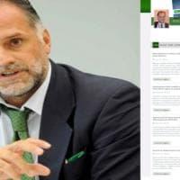 """""""Prima il Nord"""" sul sito personale del ministro del Turismo ed è polemica: """"Garavaglia..."""