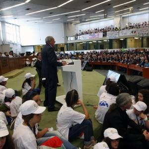 Strage di Capaci, la cerimonia all'aula bunker. Il messaggio di Napolitano